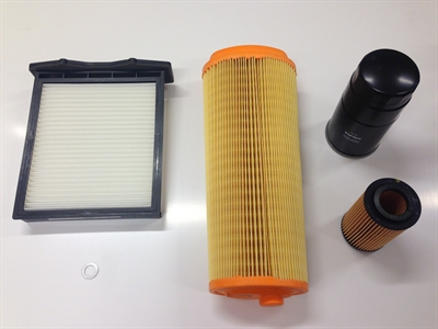 Filter kit til Land Rover Freelander Td4